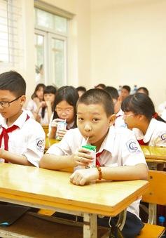 Bộ Y tế chính thức quy định bổ sung 21 vi chất vào sữa học đường