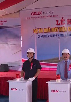 Quảng Trị: Khởi công hai dự án nhà máy điện gió