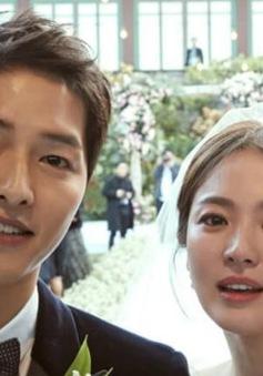 Cặp đôi Song Hye Kyo và Song Joong Ki ly hôn