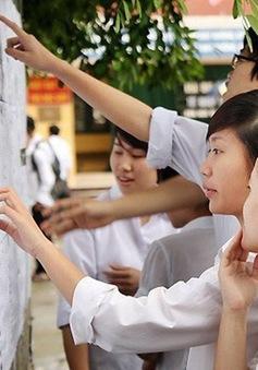 Gần 290 nghìn thí sinh thay đổi nguyện vọng đại học