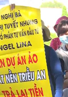 Hoạt động của Angel Lina có dấu hiệu lừa đảo chiếm đoạt tài sản