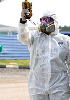 Hơn 100 học sinh Malaysia nhập viện vì ô nhiễm không khí