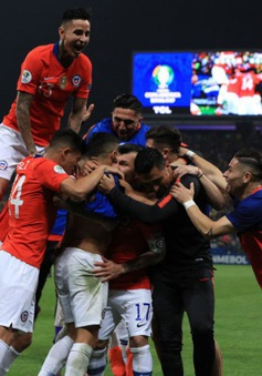 Video HIGHLIGHTS: Colombia 0-0 Chile* (Pen 4-5) (Tứ kết Copa America 2019)