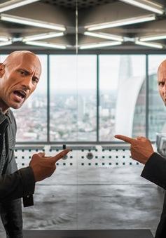 """Bom tấn Fast & Furious: Hobbs & Shaw tung trailer mới với những pha rượt đuổi """"điên rồ"""""""