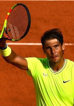 Pháp mở rộng 2019: Rafael Nadal có lần thứ 13 giành quyền vào tứ kết
