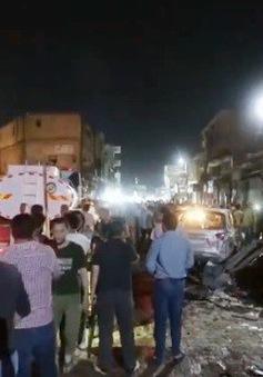 Đánh bom xe đẫm máu tại Syria, ít nhất 17 người thiệt mạng