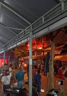 Thái Lan: Cháy chợ nổi tiếng Chatuchak