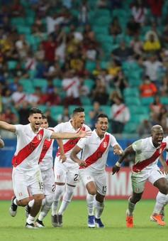 VIDEO Highlights: ĐT Uruguay 0-0 (Pen 4-5) ĐT Peru* (Tứ kết Copa America 2019)