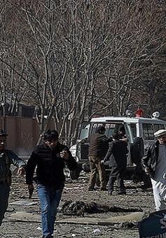 Đánh bom xe tại Afghanistan, 15 người thương vong