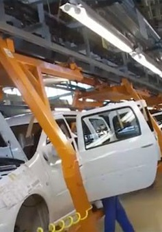 Một tập đoàn ô tô khổng lồ sắp ra đời