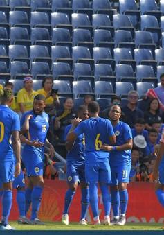 Thắng ĐT Ấn Độ, ĐT Curacao vào chung kết King's Cup 2019