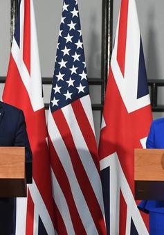 Anh - Mỹ khẳng định quan hệ đồng minh bền chặt