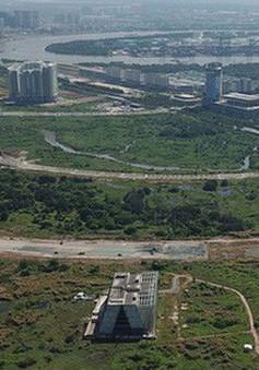TP.HCM sắp đấu giá 9 lô đất ở Thủ Thiêm