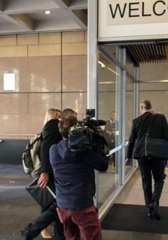 Khám xét trụ sở Đài Truyền hình Quốc gia Australia