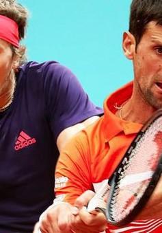 Pháp mở rộng 2019: Zverev để thua Djokovic chóng vánh sau 3 set
