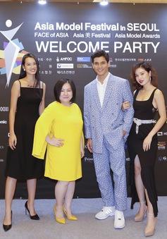 Top 3 The Face Việt Nam 2018 diện đồ 'sang chảnh' tham dự Asia Model Festival 2019