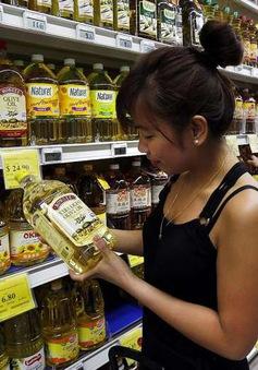 Singapore cấm sử dụng dầu ăn chưa bão hòa