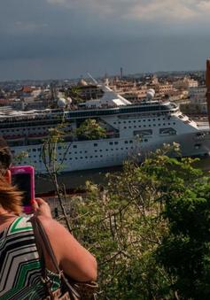 Du thuyền Mỹ cuối cùng rời Cuba