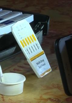 Những loại thuốc lái xe cần tránh nếu bị kiểm tra ma túy?