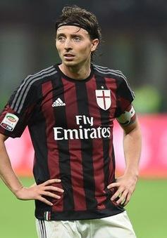 Cựu thủ quân của AC Milan xuống chơi cho đội Serie B
