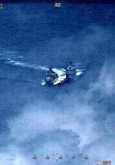 Tàu chiến Nga và Mỹ suýt va chạm trên biển
