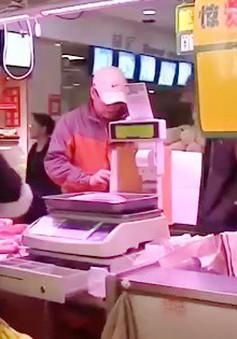 Trung Quốc đối mặt với vấn đề tăng giá thực phẩm