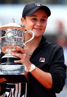 Ashleigh Barty dễ dàng đăng quang chức vô địch giải Pháp mở rộng 2019