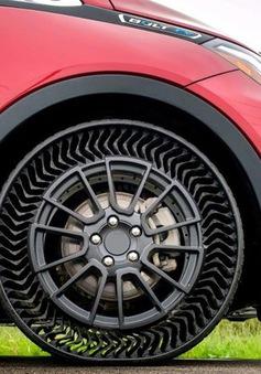 Lốp không hơi: Lựa chọn lý tưởng thúc đẩy ngành công nghiệp ô tô tương lai