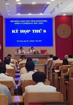 """Họp HĐND tỉnh Khánh Hòa: """"Nóng"""" chất vấn liên quan đến các dự án"""