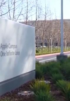 Apple chuyển hoạt động sản xuất máy tính sang Trung Quốc