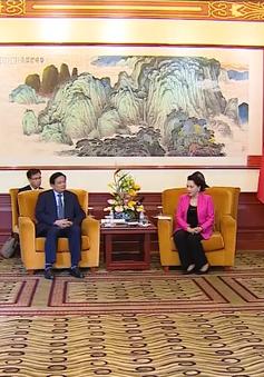 Thúc đẩy thương mại và đầu tư giữa Việt Nam và Trung Quốc