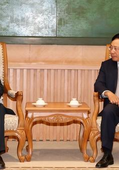 Phó Thủ tướng Phạm Bình Minh yêu cầu kiểm tra việc chậm trễ trong tiếp nhận vốn viện trợ