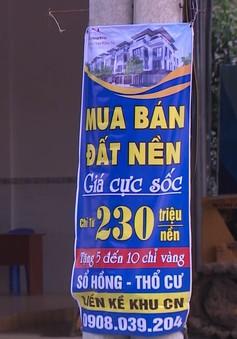 """Tp. Hồ Chí Minh kiểm tra toàn diện tình hình dự án """"ma"""""""