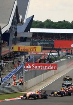 GP Anh sẽ tiếp tục diễn ra tại trường đua Silverstone