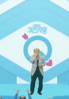 Cụ ông 77 tuổi trở thành hiện tượng trên Internet tại Hàn Quốc