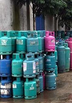 Đắk Lắk: Phát hiện số vỏ bình gas không rõ nguồn gốc lớn nhất từ trước đến nay
