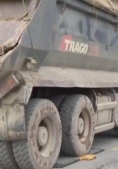 Hà Nội từ chối đăng kiểm phương tiện chở quá tải