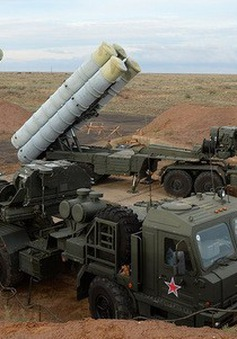 Thổ Nhĩ Kỳ nhận lô thiết bị đầu tiên của hệ thống tên lửa S-400