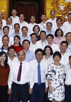 Thủ tướng: VTV phải góp phần nuôi dưỡng khát vọng lớn của quốc gia, của dân tộc