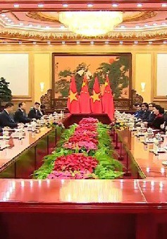 Không ngừng phát triển quan hệ Đối tác hợp tác chiến lược toàn diện Việt Nam - Trung Quốc