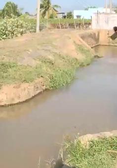 Ninh Thuận: Công trình thủy lợn phát huy hiệu quả chống hạn