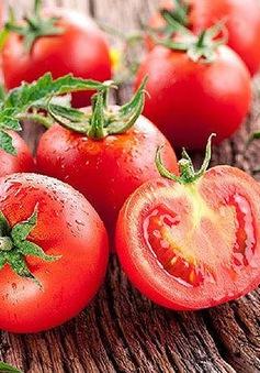 Một số lưu ý khi ăn cà chua