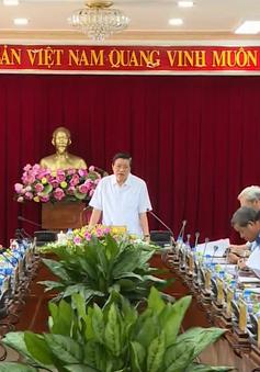 Kiểm tra việc thực hiện Nghị quyết Trung ương 4 (khóa XII) tại tỉnh Đồng Nai