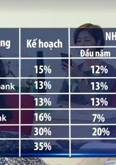 Nhiều ngân hàng được nâng tỷ lệ cho vay: Tăng trưởng tín dụng có đáng ngại?