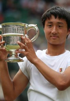 Tay vợt 16 tuổi Nhật Bản vô địch Wimbledon 2019