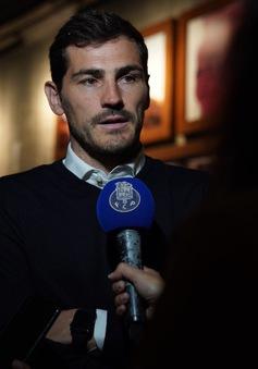 """""""Thánh Iker"""" tính giải nghệ để tranh chức Chủ tịch LĐBĐ Tây Ban Nha"""