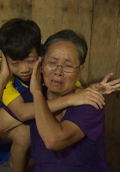 Giọt nước mắt chua xót của người vợ cựu chiến binh trước cháu trai mắc bệnh tim bẩm sinh