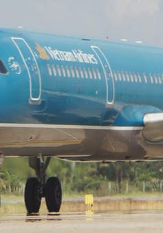 Vietnam Airlines sắp có internet trên máy bay