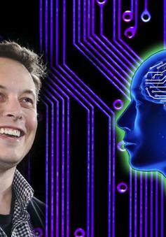 Elon Musk muốn cấy chip vào não người và kết nối với smartphone