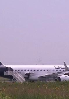 Máy bay Lufthansa sơ tán khẩn cấp tại Serbia